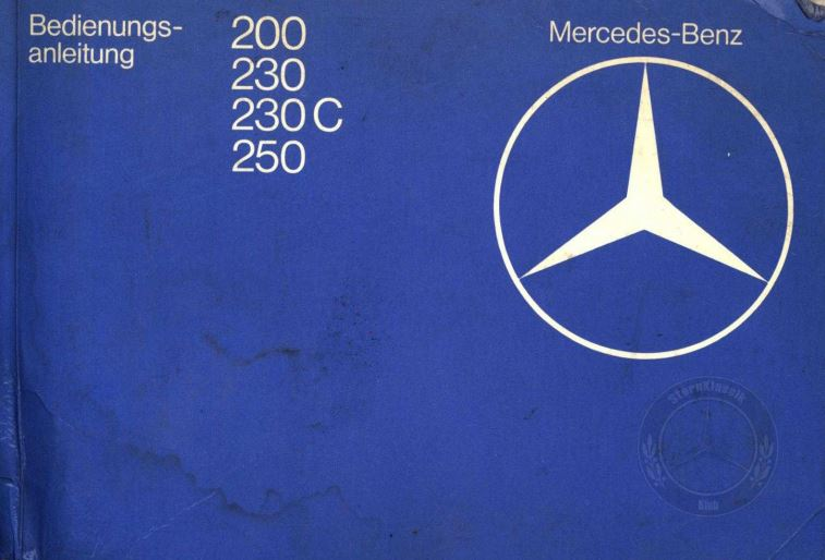 user-guide-service-book-mercedes-benz w123-200-230-250-200D-240D-300D-280CE-230CE-sternklassik-klub (3)