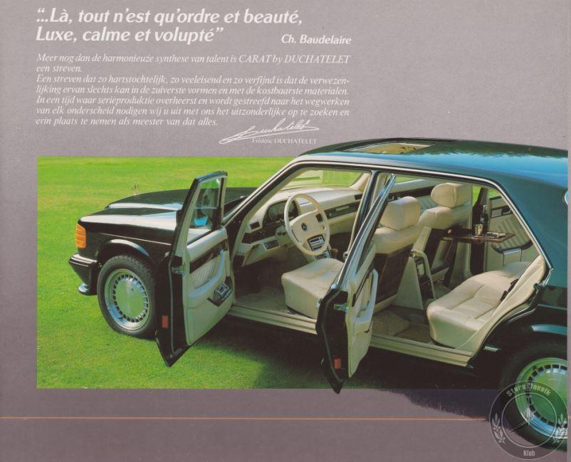 Скачать в pdf проспект Mercedes-Benz Carat duchatelet