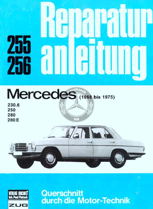 Mercedes-benz-w115-service-book-manual-remont-sterklassik